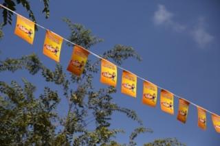 שרשרת דגלים
